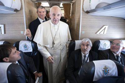 Matteo Bruni: «La posición del Santo Padre sobre el celibato es conocida»