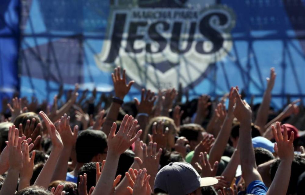 Los evangélicos ya representan casi un tercio de los brasileños