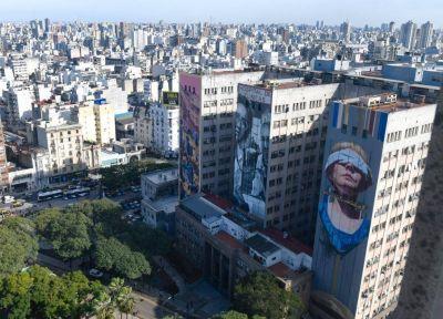 AMIA: los murales del Hospital de Clínicas fueron declarados bienes del patrimonio cultural