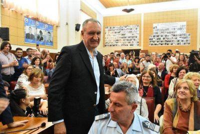 El Frente de Todos propone crear la Comisión de Seguridad Pública en el Concejo Deliberante
