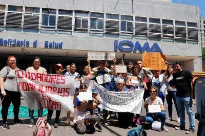 Por falta de pago del IOMA afirman que peligran prestaciones y puestos de trabajo