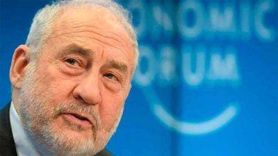 El Nobel Stiglitz es la