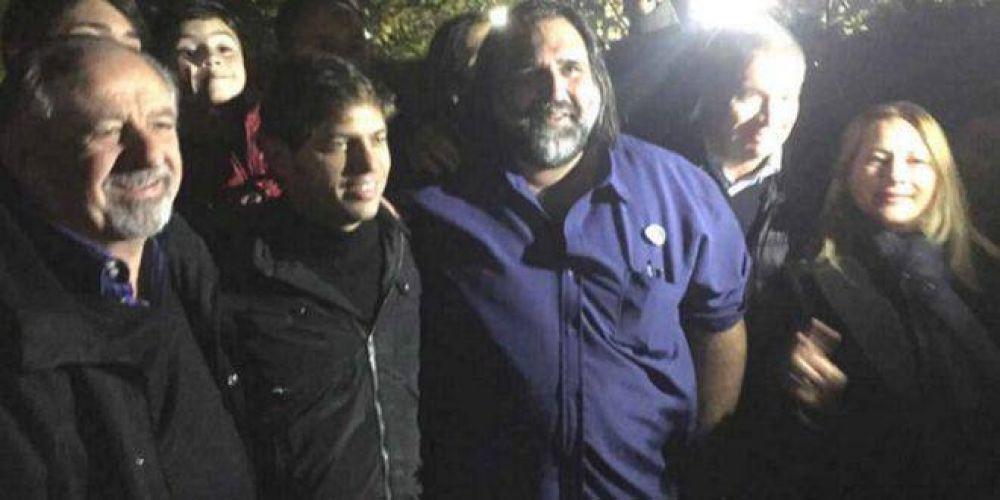 Baradel, esperanzado: «Las miradas de Kicillof y Alberto Fernández, son diametralmente opuestas a las de Vidal y Macri»