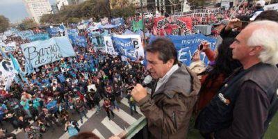 """La CTA Autónoma le pidió al gobierno que ponga en marcha una """"paritaria nacional de salud"""""""