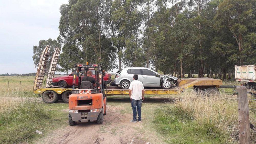 Traslado de más vehículos al nuevo Depósito Judicial