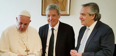 El Vaticano confirmó la fecha de la visita de Alberto Fernández
