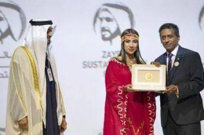 Escuela colombiana gana el Premio Zayed de la Sostenibilidad en Abu DhabiCultura y Educación