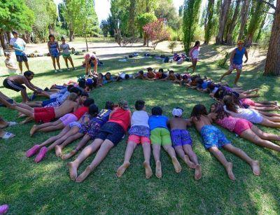 Más de 700 chicos inician la primera etapa