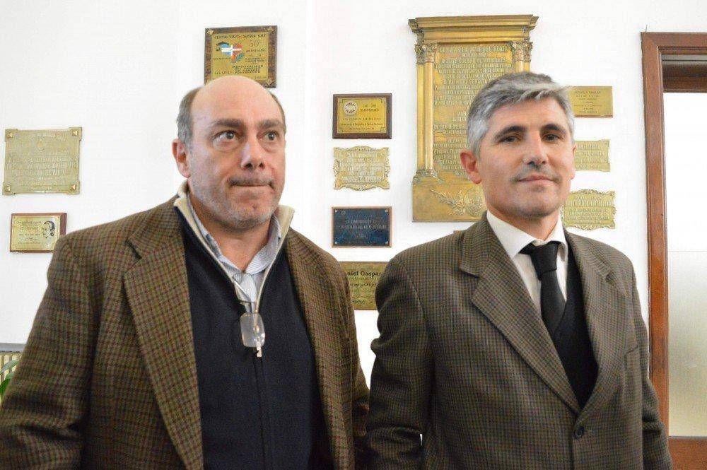 Vicente, Gil de Muro y Magnoler, citados a declarar en una denuncia contra Arroyo