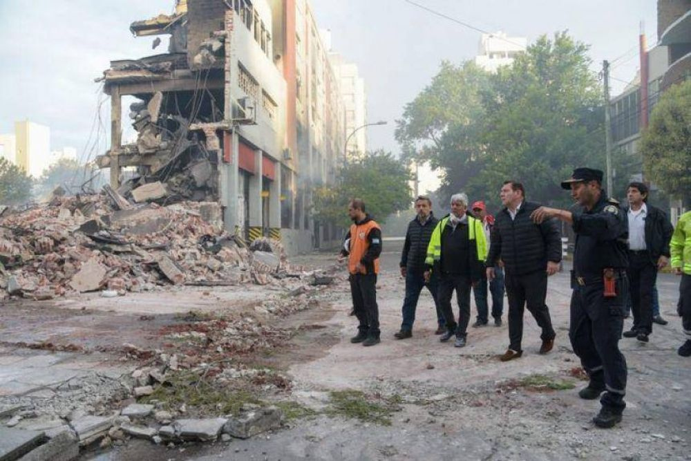 El gobierno desembolsará $11 millones para la demolición de Torres y Liva