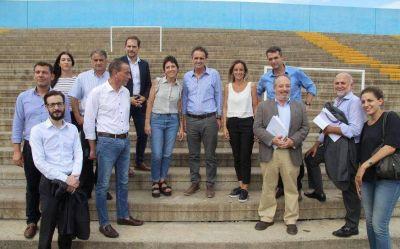 Nación, Provincia y el Municipio aceleran las obras de infraestructura en Quilmes