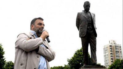 """Diego Rovella: """"Vamos a ser una oposición responsable pero que no vengan con chicanas"""""""