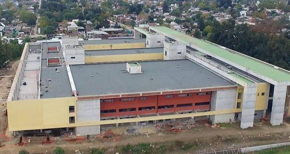 Prometen reactivar la construcción del hospital del Bicentenario en Garín