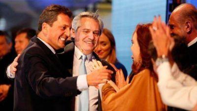Cristina Kirchner y Sergio Massa frenan el ingreso indiscriminado de personal al Congreso
