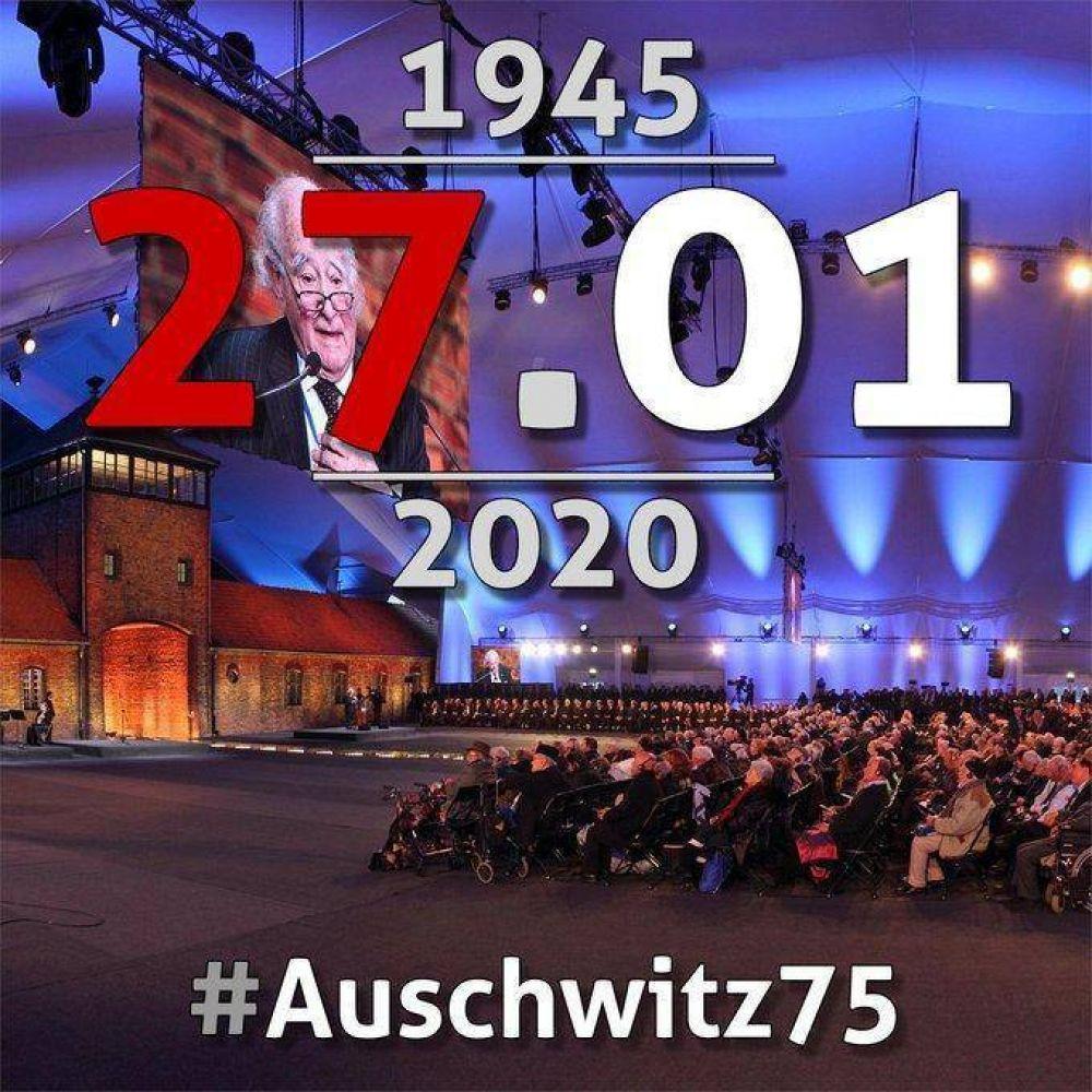 Holocausto. Desde el presidente Rivilin a la Reina Máxima participarán en acto a 75 años de la liberación de Auschwitz