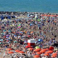 Mar del Plata recibió 642.128 turistas en la primera quincena