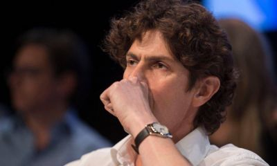 Lousteau juega de stopper sobre el modelo dialoguista de Larreta