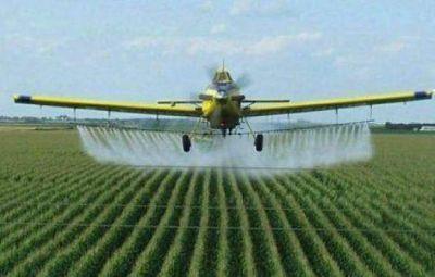 Agroquímicos: Ingenieros Agrónomos propusieron un sistema de doble control de aplicación