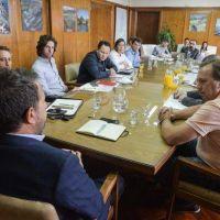 Intendentes del Valle de Uco coincidieron en la necesidad de financiarse para nuevas obras