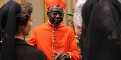 Papa Francisco, aquí tiene un