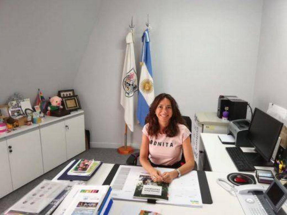 Pamela Malewicz: «Me considero una buena interlocutora entre el Gobierno de la Ciudad y la comunidad judía»