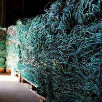 El plan para reciclar 200 toneladas de redes de pesca y evitar la contaminación del mar argentino