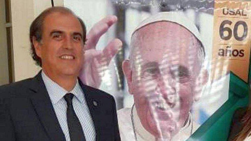 Surge otro nombre para ocupar la embajada en el Vaticano: Julio Ramón Lascano y Vedia