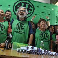 Trabajadores de la salud nucleados en ATE Madryn anunciaron un paro por 180 días