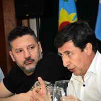 Menéndez recibió a Daniel Arroyo Ministro de Desarrollo Social de la Nación