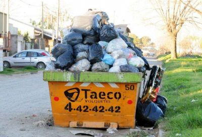 En Tandil cada habitante genera un kilo de basura por día en promedio, según datos oficiales