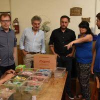 El Ministerio de Ambiente de la Nación y el OPDS visitaron Luján y Mercedes