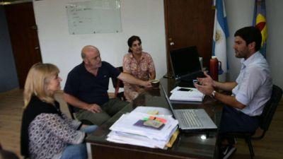 Cordonnier delinea líneas de trabajo con el Ministerio de Seguridad