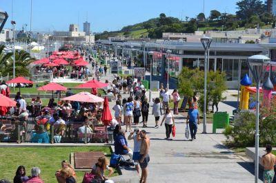 Comerciantes satisfechos con el buen resultado turístico del fin de semana