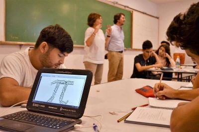 Este lunes la Facultad de Ingeniería recibe a los ingresantes 2020
