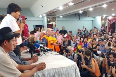 Evo logró una fórmula de unidad: dos de sus ex ministros serán candidatos del MAS en Bolivia