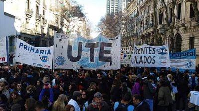 Larreta activó la cláusula gatillo pero los docentes piden discutir las cifras en paritarias
