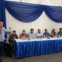 Los intendentes peronistas se reúnen con Massa y varios funcionarios nacionales