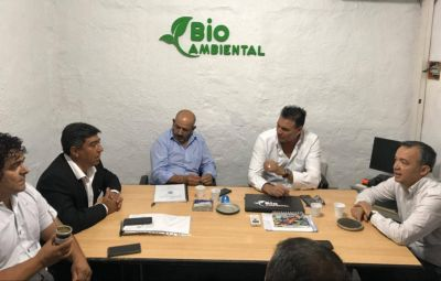 Karlen propone instalar moderna planta de tratamiento de residuos