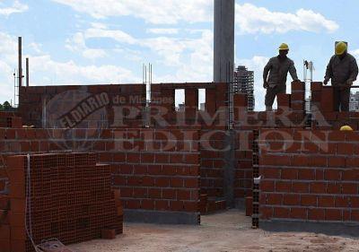 El empleo en la construcción registró una caída trimestral del 12% en Misiones