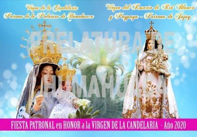 Humahuaca celebra a la Virgen de la Candelaria