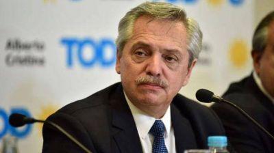 Un informe muestra los primeros números alentadores del gobierno de Alberto Fernández
