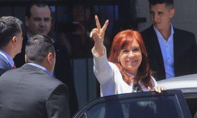 Sin agenda y en las sombras, CFK será una vice a cargo invisible