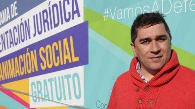 Marcelo Leyria es el nuevo director del PAMI en La Plata