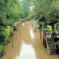 Técnicos del ENRE sobrevolarán el Delta para definir el diagnóstico por la falta de electricidad