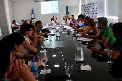 Mariel Fernández se reunió con representantes provinciales y locales de la Red Pública de Salud AMBA