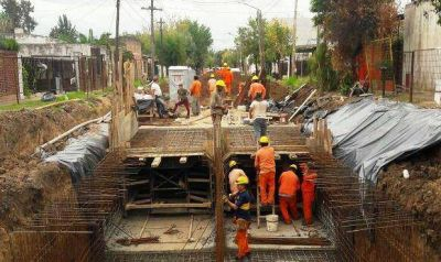 Merlo ya trabaja en la proyección de activar obras públicas en diferentes localidades