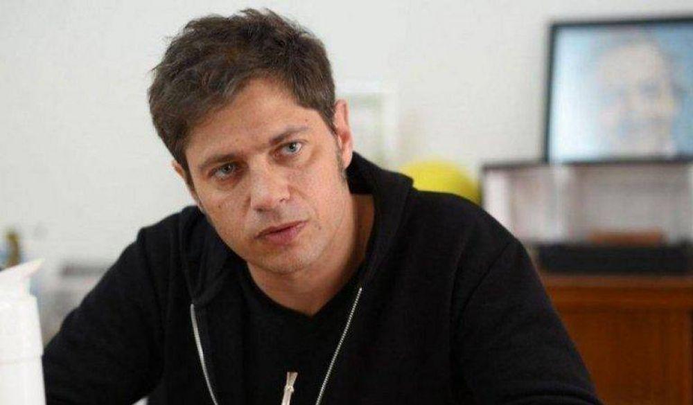 Axel Kicillof apuesta a los intendentes para aumentar su poder en la Legislatura