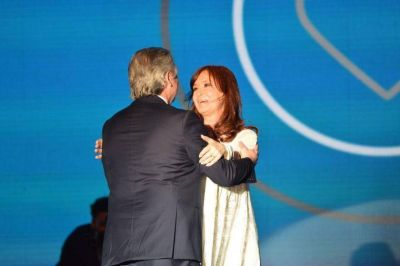 Alberto Fernández viaja a Jerusalén y deja el poder en manos de Cristina Kirchner