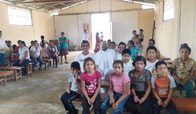 Sacerdote de Toledo, 12 años en Amazonia: