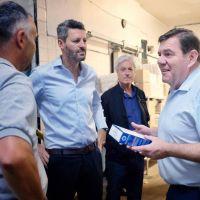 Montenegro lanzó el programa de beneficios «Soy Marplatense»